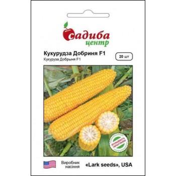Кукуруза сахарная Добрыня F1 /20шт/