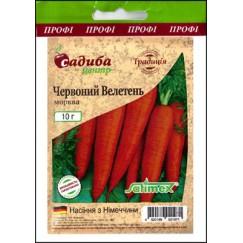 Морковь Красный Великан /10г Традиция/