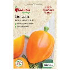 Перец сладкий Богдан /0,3г Традиция/
