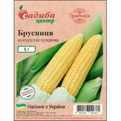 Кукуруза Брусница /5г Традиция/